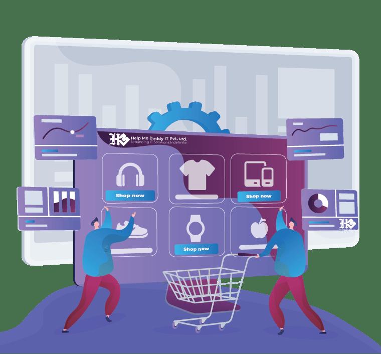 E- Commerce web anand